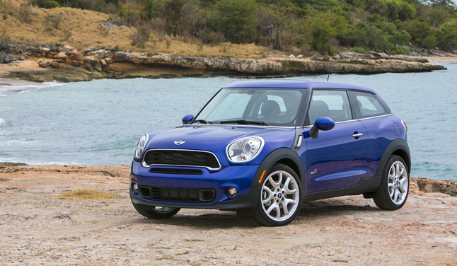 2013 MINI Paceman Review - Video