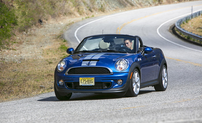 2013 mini roadster s review car reviews. Black Bedroom Furniture Sets. Home Design Ideas