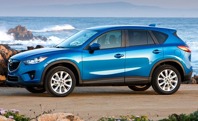 2012 mazda cx-5 review: car reviews