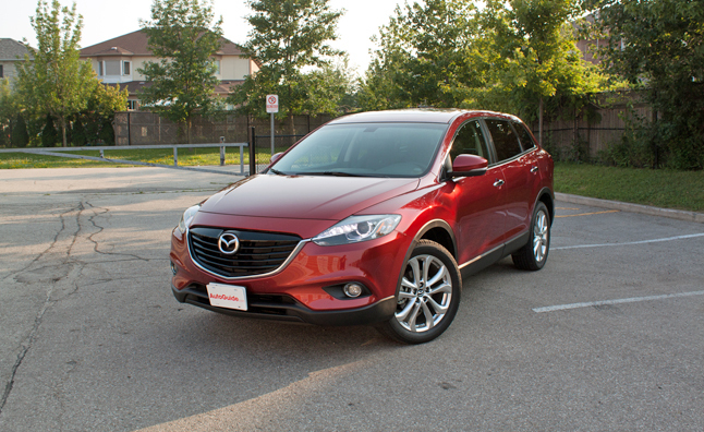 2013 mazda cx 9 grand touring review car reviews. Black Bedroom Furniture Sets. Home Design Ideas
