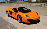 2013 McLaren MP4-12C Review - Video
