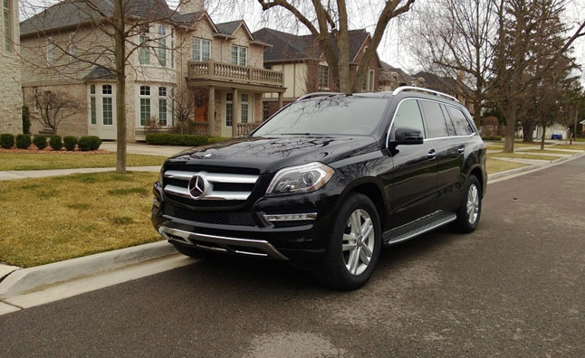 Beautiful 2013 Mercedes GL450 4MATIC Review