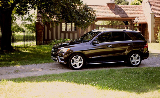 2013 mercedes benz ml550 4matic review car reviews