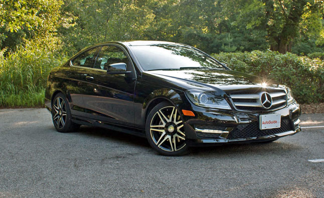 2013 mercedes benz c350 coupe 4matic review car reviews. Black Bedroom Furniture Sets. Home Design Ideas