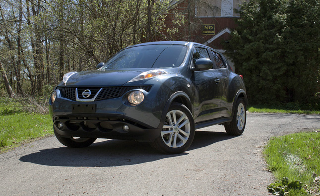 2013 nissan juke sl awd review car reviews. Black Bedroom Furniture Sets. Home Design Ideas