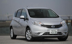 2013 Nissan Versa Hatchback (Note) Review