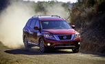 2013 Nissan Pathfinder Review - Video