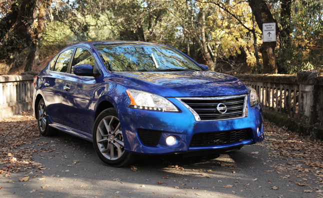 2013 Nissan Sentra Review: Car Reviews