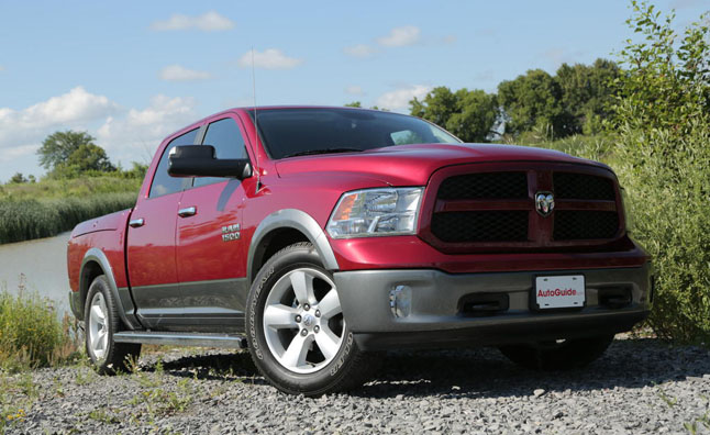 2013 RAM 1500 Review – Video