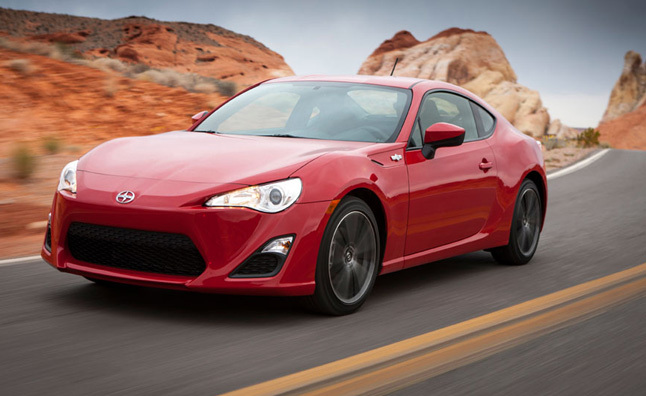 Attractive 2013 Scion FR S Review: Road Test U2013 Video