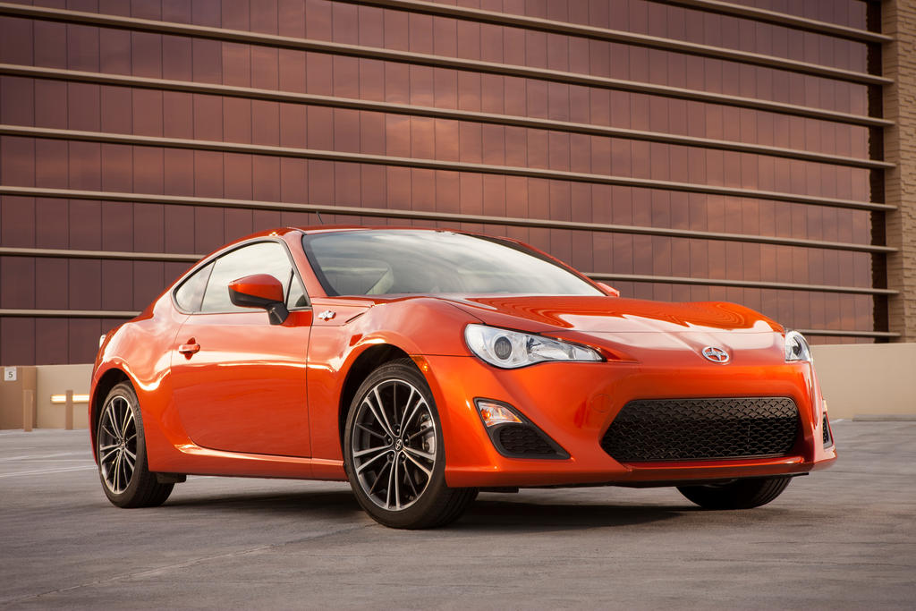 2013 Scion FR-S Review – Video