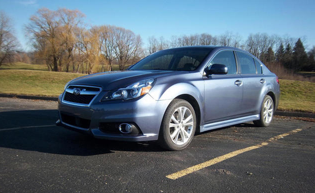 2013 Subaru Legacy Review  Car Reviews