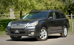 2013 Subaru Outback Review - Video