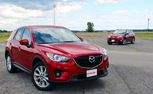 2013 Toyota RAV4 vs. 2014 Mazda CX-5
