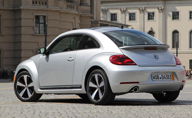 2013 Volkswagen Beetle Turbo Review