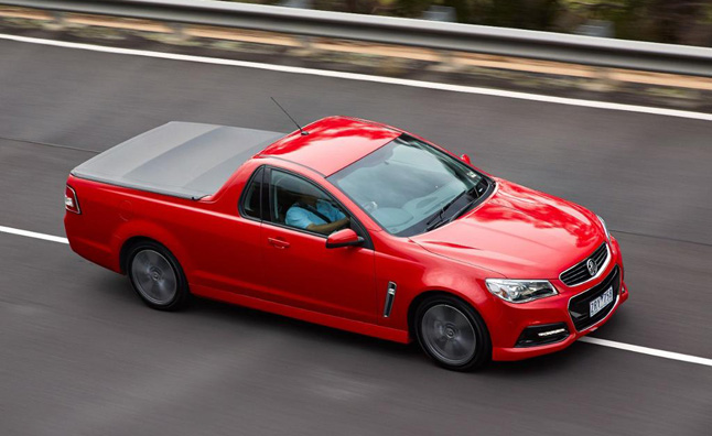 2013 Holden Commodore Ute Review Car Reviews