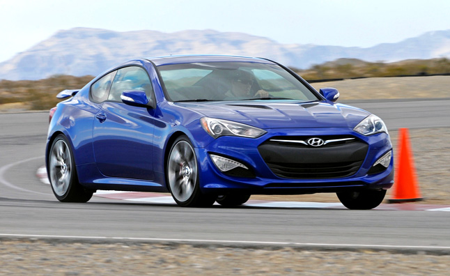 2013 Hyundai Genesis Coupe Review U2013 Video