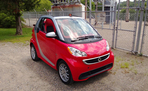 2013 smart electric drive Review