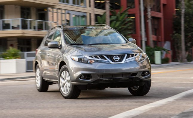 2013 Nissan Murano Review Car Reviews