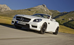 2013 Mercedes SLK55 AMG Review