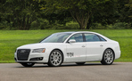 2014 Audi A8L TDI Review