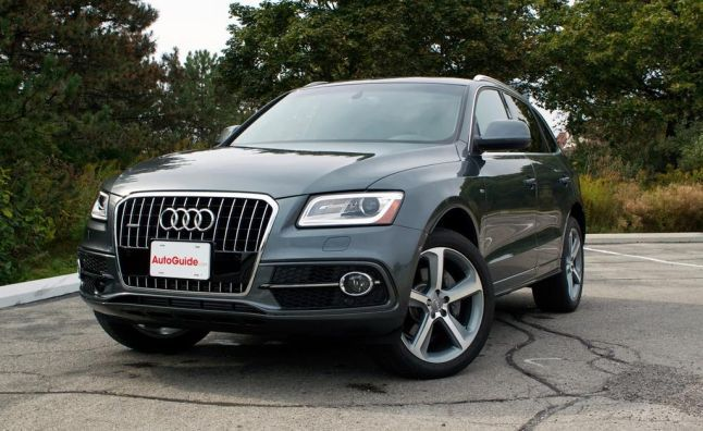 2014 Audi Q5 TDI Review: Car Reviews