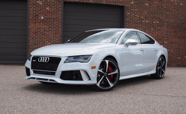 2014 Audi RS 7 Review
