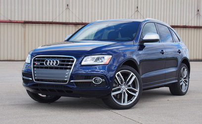 2014 Audi SQ5 Review