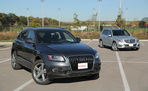 2014 Audi Q5 TDI vs 2014 Mercedes GLK 250 Bluetec