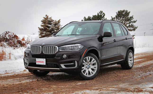 2014 BMW X5 xDrive35i Review Car Reviews
