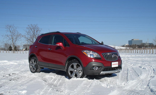 2014 Buick Encore Second Opinion