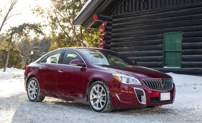 2014 Buick Regal GS Review