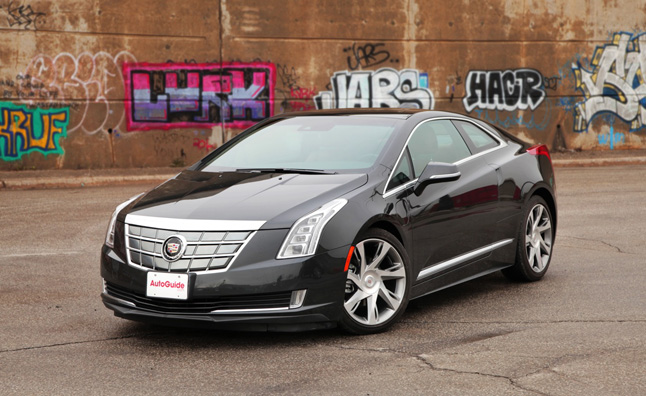 2014 Cadillac ELR Review – Video