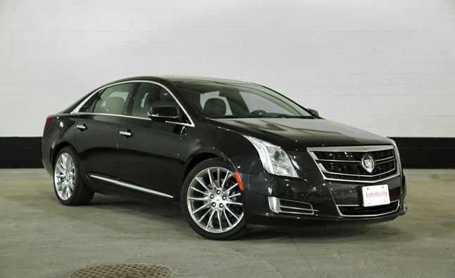 2014 Cadillac XTS Vsport Review – Video