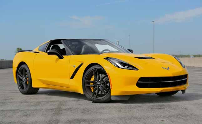 2014 Chevrolet Corvette Stingray Z51 Track Test