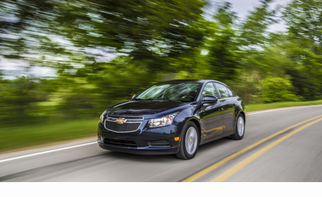 2014 Chevrolet Cruze Diesel Review