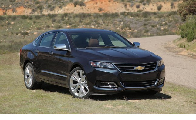 2014 Chevrolet Impala Review - Video