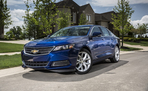 2014 Chevrolet Impala 2.5L 4-Cyl Review