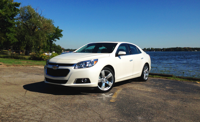 2014 Chevrolet Malibu Review Car Reviews