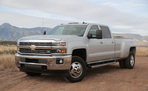 2015 Chevrolet Silverado HD Review