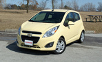 2014 Chevrolet Spark Review