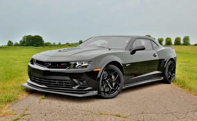 2014 Chevy Camaro Z/28 Review
