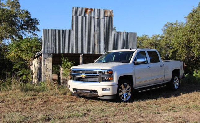 2014 Chevrolet Silverado High Country Review