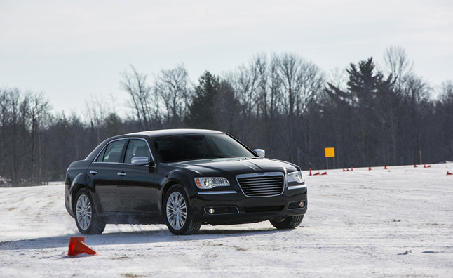 2014 Chrysler 300C AWD Review