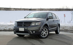 2014 Dodge Journey R/T AWD Review