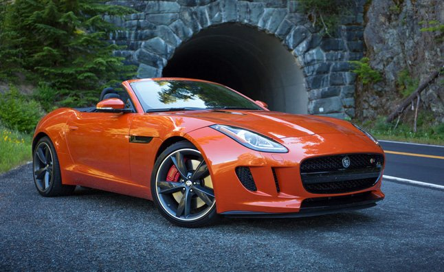 2014 Jaguar F Type Review U2013 Video