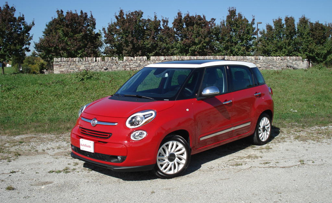2014 Fiat 500L Review - Different isn't always good