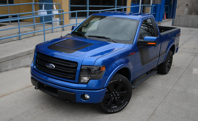 Car Reviews 2014 Ford F 150 Tremor Review