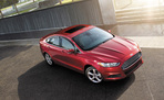 2014 Ford Fusion SE Review