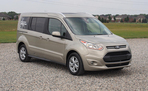 2014 Ford Transit Connect Wagon LWB Review